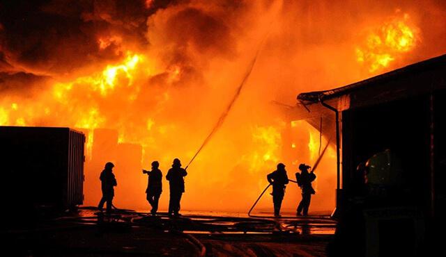 بیمه آتش سوزی غیر صنعتی
